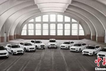 沃尔沃在4月奢华车市场稳妥量数据同比增加26%